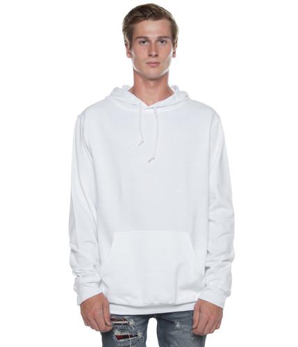 Basic Hoodie White