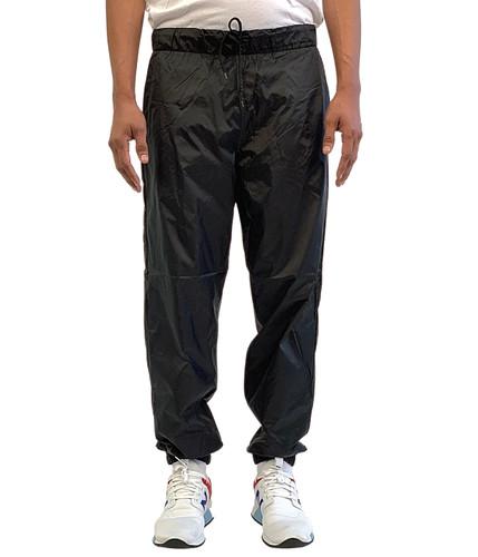 Nylon Jogger Pant Black